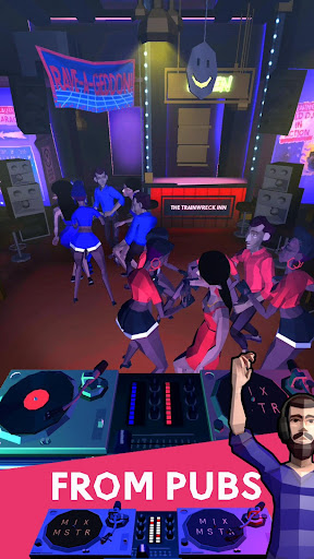 MIXMSTR - DJ Game 2021.9.6 screenshots 1