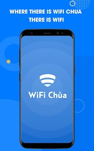 WiFi Chùa - Connect free hotspots Screenshot