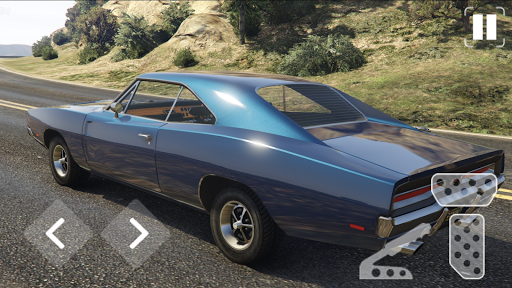 Speed Dodge Charger Classic Racing screenshots 7