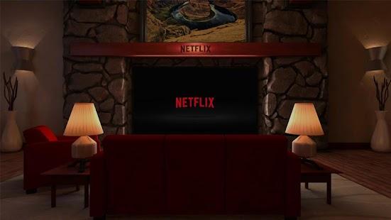 Netflix VR Screenshot