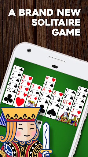 Crown Solitaire: A New Puzzle Solitaire Card Game android2mod screenshots 1