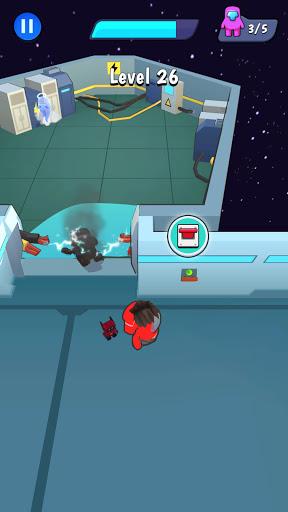 Imposter - The Spaceship Assassin apkdebit screenshots 5