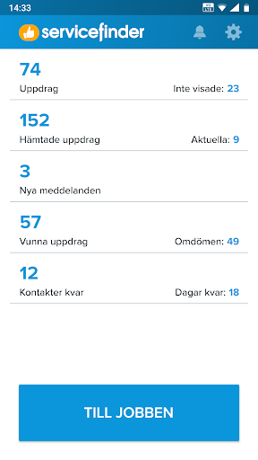 Servicefinder  screenshots 2