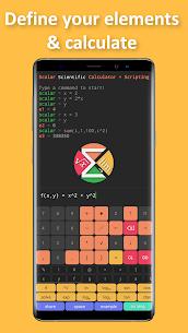 Scalar Pro — Most Advanced Scientific Calculator 1.1.17 Apk 1