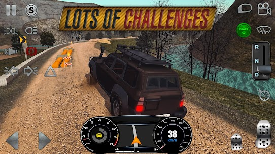 Real Driving Sim MOD APK (Unlimited Money) 5