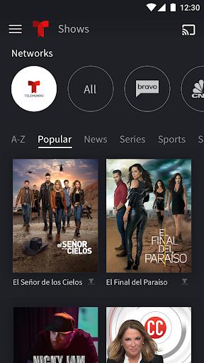 Telemundo: Series en Espau00f1ol, TV en vivo apktram screenshots 2