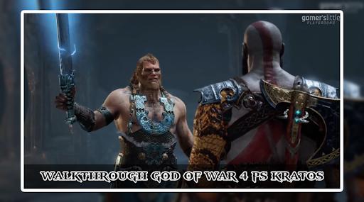The Walkthrough for God of War 4 PS Kratos 1.0 Screenshots 3