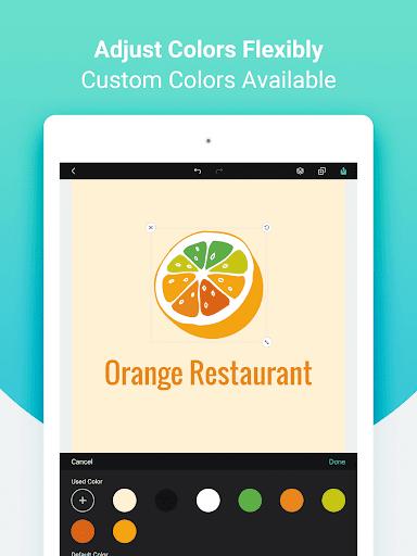 DesignEvo - Logo Maker 1.0.5 Screenshots 15