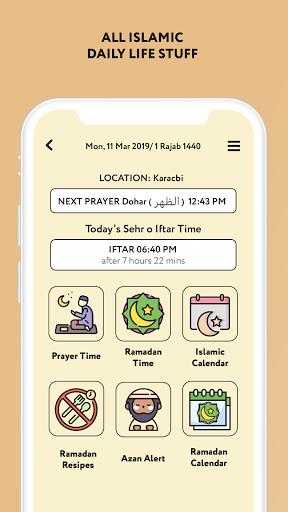 Ramadan Times 2021 Pro screen 0