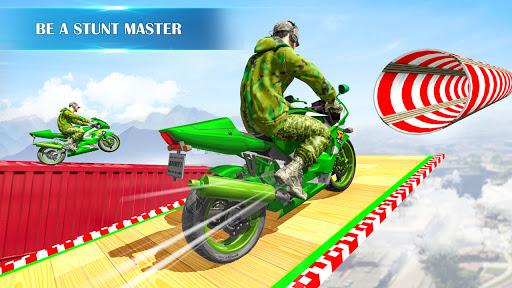 Army Stuntman Bike Stunt Games  Pc-softi 4
