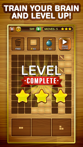 Best Blocks - Free Block Puzzle Games apklade screenshots 2