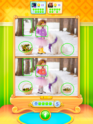 Fun Differences - Find All The Differences! screenshots 11