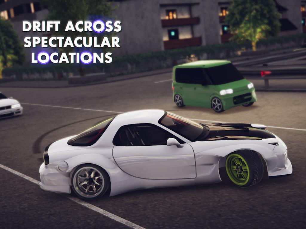 Hashiriya Drifter Online Drift Racing Multiplayer MOD poster 14