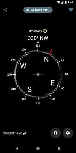 Digital Compass apktram screenshots 2