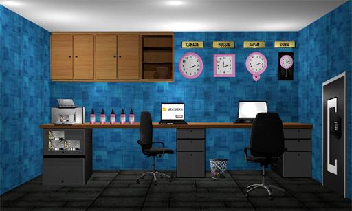 3D Escape Games-Puzzle Office 2 screenshots 4