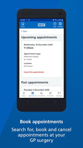 NHS App  Screenshots 3