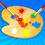 Mix Color Icon