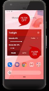 Twilight Blue light filter for better sleep v12.1 Mod APK 2