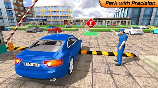 Auto-Parken-Fahrer 3D - Car Parking Driver 3D Screenshot
