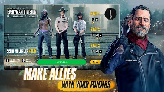 The Walking Dead Our World MOD APK 5