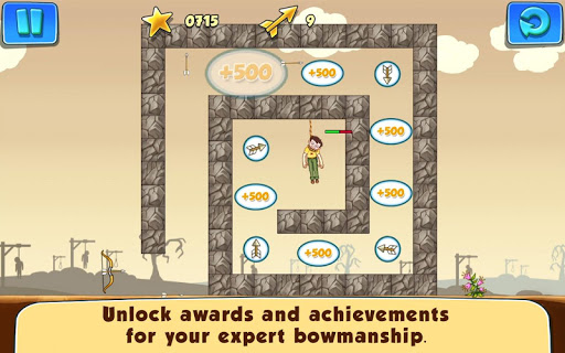 Gibbets 2: Bow Arcade Puzzle  screenshots 13