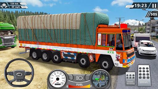 Real Euro Cargo Truck Simulator Driving Free Game 1.13 screenshots 2