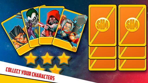 Superheroes League - Free fighting games 2.1 screenshots 23