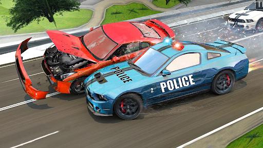 New Game Police Car Parking Games - Car Games 2020  Screenshots 6