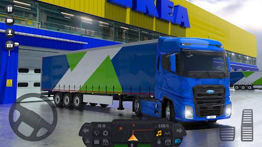 Truck Simulator : Ultimate Apkfinish screenshots 5