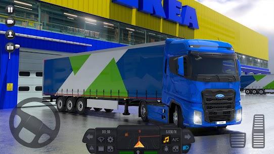 Truck Simulator Ultimate Mod Apk 5