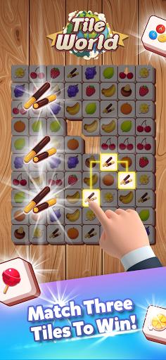 Tile World - Fruit Candy Puzzle 1.1.2 screenshots 1