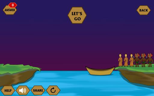River Crossing IQ - IQ Test  screenshots 2