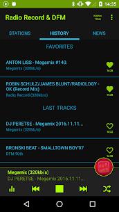 DFM Radio Record & Europa plus v4.6.8 [Pro] 5