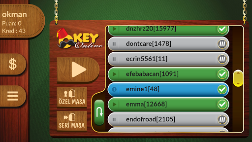 okey online  screenshots 2
