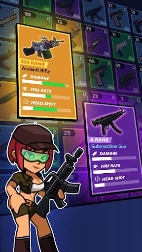 Code Triche Zombie Idle Defense APK MOD (Astuce) screenshots 1