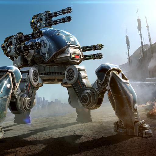 War Robots PvP Multiplayer