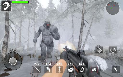 Yeti Monster Hunting 1.1.6 screenshots 5