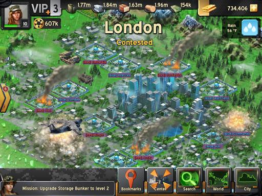 Commanders 3.0.7 screenshots 7