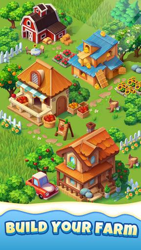 Solitaire Tripeaks - Farm Story  screenshots 2