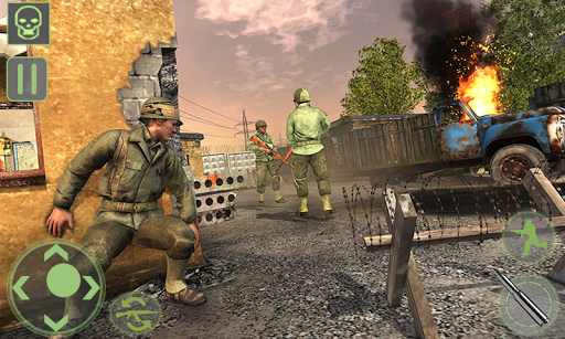 frontline world war 2 survival fps grand shooting screenshot 2