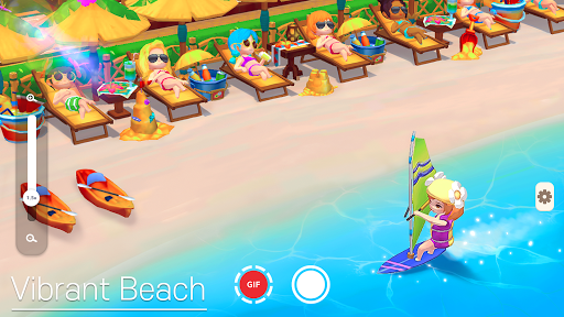 My Little Paradise: Island Resort Tycoon 2.8.0 screenshots 2