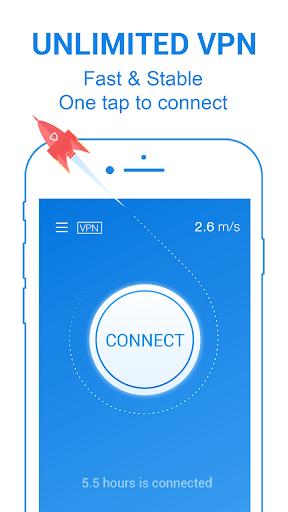SkyVPN-Best Free VPN Proxy for Secure WiFi Hotspot 1.9.6 screenshots 1