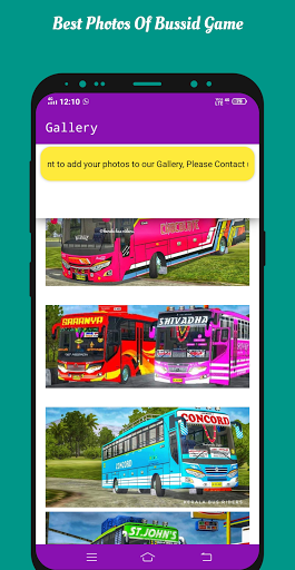 Bus Livery Kerala 4.9 screenshots 3
