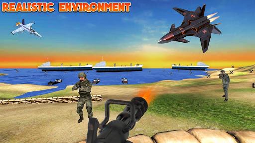 Call of Beach Defense: FPS Free Fun 3D Games 1.6 de.gamequotes.net 1