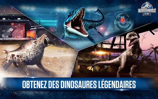 Code Triche Jurassic World™: le jeu (Astuce) APK MOD screenshots 4
