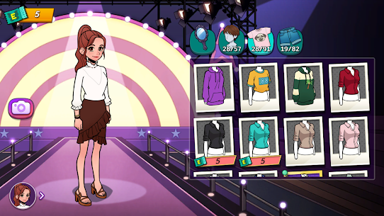 Runway Story Mod Apk (Unlimited Coins/Tickets/Stars) 6