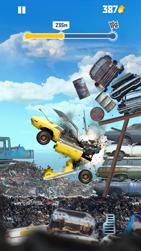 Jump The Car modavailable screenshots 5