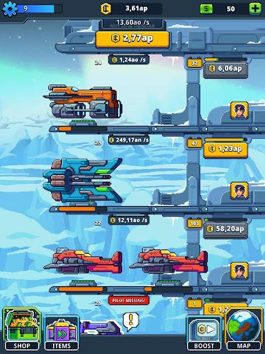 Idle Space Tycoon  screenshots 18