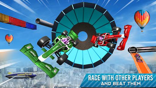 Formula Car Stunts Game 2021 1.1.7 screenshots 3