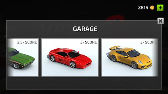 2号車でのレース